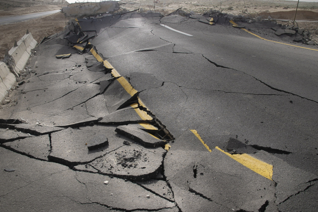 Трещины и разломы на асфальте: причины и ремонт | Статьи: полезная  информация о технике HYDROG ZMB